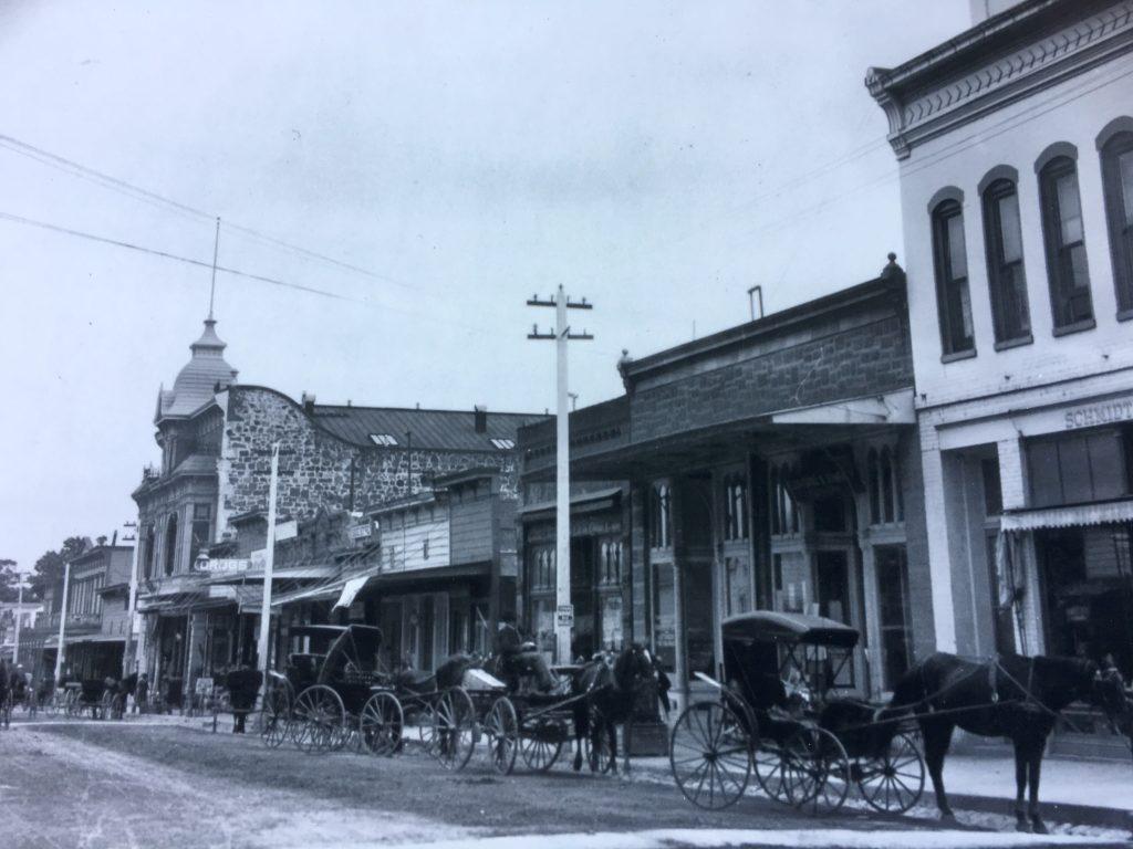 1890s St Helena CA
